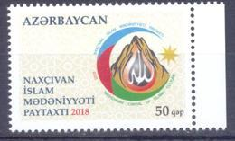 2018. Azerbaijan, Nakhichevan - The Capital Of Islamic Culture 2018, 1v, Mint/** - Azerbaïjan