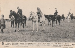 Rare Cpa Dans Les Balkans Camp De Zeitiling - 1914-18