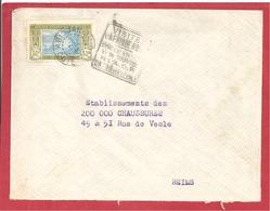 Y&T N°69  ABIDJAN   Vers  FRANCE 1936 - Côte-d'Ivoire (1892-1944)