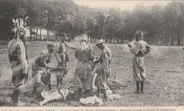 Rare Cpa  Turcos Dans La Forêt De Compiègne - 1914-18