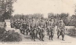 Rare Cpa  L'infanterie Française - 1914-18