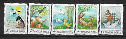 Hungary  1987 Stories And Fairy Tales MNH - Hongrie