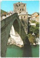 BA - Mostar - Stari Most - The Old Bridge - Die Alte Brücke - Le Vieux Pont - Ed.  Turistkomerc N° S-760 (circ. 1981) - Bosnie-Herzegovine