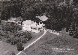 Fliegeraufnahme Gasthaus Haidenhof  (LZ) - Lienz