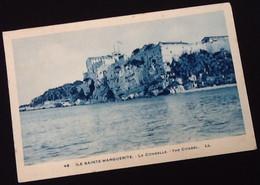 06  Ile Sainte-Marguerite   La Citadelle - France