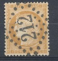 N°59 NUANCE ET OBLITERATION. - 1871-1875 Cérès