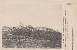 Rare Cpa Zeppelin L Z 77 Abattu à Revigny 21 Février 1916 - 1914-18