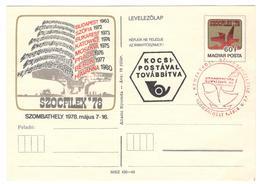 11024 - SZOCFILEX 78 - Entiers Postaux