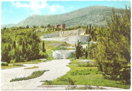 BA - Mostar - Partizansko Groblje - [Cimetière Des Partisans / Partisan Cemetery / Partisanenfriedhof] - (n° 831) - Bosnie-Herzegovine