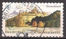 Deutschland  (2011)  Mi.Nr.  2856  Gest. / Used  (6ad13) - Gebraucht