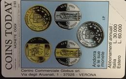 Paco \ ITALIA \ Prp 155 \ Coins Today \ NUOVA - Italië