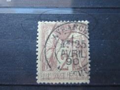 VEND BEAU TIMBRE DE FRANCE N° 85 IIB !!!! - 1876-1898 Sage (Type II)