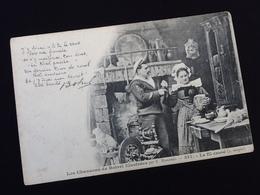 Bretagne  Les Chansons De Botrel Illustrées  Le Fil Cassé (5ème Couplet)  N° 337 - Folklore