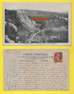 CPA 25 ¤¤ PONTARLIER ¤¤ Les Forts De Joux Et Du Larmont ¤¤ 1910 ¤¤ Oye Et Pallet / Pontarlier - Pontarlier