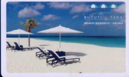 Aruba Hotel Key, Bucuti & Tara Beach Resorts ,  (1pcs) - Chiavi Elettroniche Di Alberghi