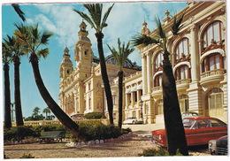 Monte-Carlo: FORD TAUNUS 12M P4 COUPÉ, RENAULT 4CV, CITROËN DS - Le Cadino Et Les Terrasses - Toerisme