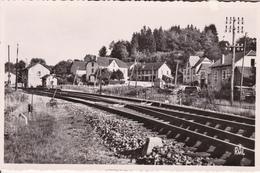La Celle Gare Voies Sncf - France