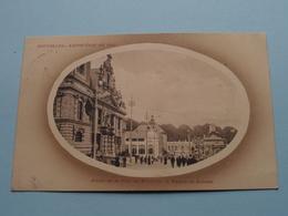 Palais De La Ville De Bruxelles Et LMaison De Rubens - EXPO De 1910 () Anno 1910 ( Zie/voir Foto ) ! - Expositions Universelles