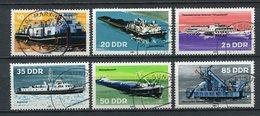 DDR Nr.2651/6          O  Used       (21851) ( Jahr: 1981 ) - DDR