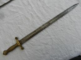 Glaive De Pompier Modèle 1831 - Knives/Swords