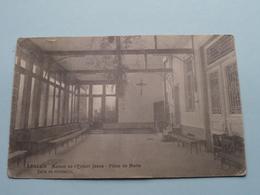 Maison De L'Enfant Jésus - Filles De Marie / Salle De Récréation ( 4373 - V. Grinderbeek ) Anno 192? ( Zie/voir Foto ) ! - Leuven
