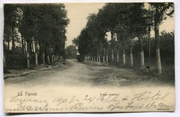 CPA - Carte Postale - Belgique - La Panne -  Vieux Chemin - 1903 (SV6581) - De Panne
