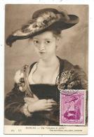 BELGIQUE 2FR50   CARTE MAXIMUM CARD MAX BRUXELLES 1939 - Cartes-maximum (CM)