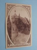 Institut PARIDAENS (Filles De Marie) TOUR Dite De Jansénius ( GAUDIO ) Anno 1928 ( Zie/voir Foto ) ! - Leuven