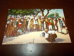 B703  Incantatore Di Serpenti Non Viaggiata Cm14x9 - Cartoline