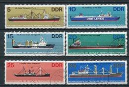 DDR Nr.2709/14        O  Used       (21868) ( Jahr: 1982 ) - DDR