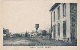 TREPAIL - LA GARE - France