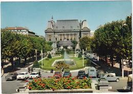 Saint-Etienne: PEUGEOT 404, 403, ALFA ROMEO 1750 GTV, RENAULT 10,8,ESTAFETTE & FLORIDE, CITROËN 2CV  - La Préfecture - Toerisme