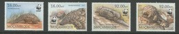 2013 Mozambique WWF Temminck's Ground Pangolin Set (** / MNH / UMM) - W.W.F.