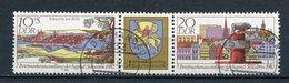 DDR Nr.2722/3 Streifen        O  Used       (21873) ( Jahr: 1982 ) - DDR