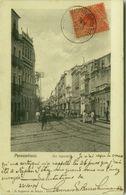 BRAZIL - PERNAMBUCO - RUA IMPERATRY - EDIT M. NOGUEIRA DE SOUZA - 1900s (BG1427) - Brazil