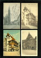 Lot De 10 Cartes Postales De France  Rhin ( Haut )        Lot Van 10 Postkaarten Van Frankrijk ( 68 ) - 10 Scans - Cartes Postales