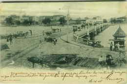 BRAZIL - PERNAMBUCO - PONTE BUARQUE MACEDO - EDIT M. COSTA 1900s (BG1410) - Brazil