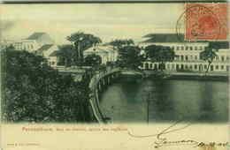 BRAZIL - PERNAMBUCO RUA DA AURORA IGREJA DOS INGLEZES - EDIT COSTA 1904 (BG1424) - Brazil
