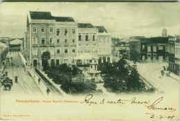 BRAZIL - PERNAMBUCO PRACA MACIEL PINHEIRO - EDIT RAMIRO M. COSTA 1900s (BG1407) - Brazil
