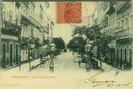 BRAZIL - PERNAMBUCO - RUA 15 DE NOVEMBRO - EDIT M. COSTA 1900s (BG1421) - Brazil
