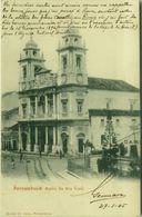 BRAZIL - PERNAMBUCO - MATRIZ DE BOA VISTA - EDIT COSTA 1904 (BG1426) - Brazil