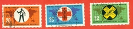 The Stuggle Against Malaria. GDR 1963. Used Stamps. - Other