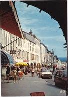 Remiremont: RENAULT 16, PEUGEOT 204 CABRIOLET - 'Tea-Room' - La Grande-Rue - (Vosges) - Toerisme