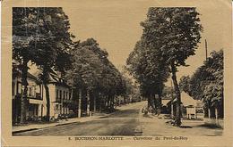 X120037 SEINE ET MARNE BOURBON MARLOTTE CARREFOUR DU PAVE DU ROY - France