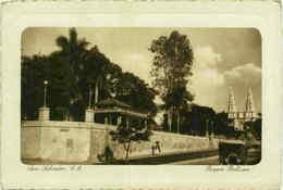 EL SALVADOR - SAN SALVADOR - PARQUE BOLIVAR - EDIT CAMINOS HNOS - FOTO JACOB - 1932 (BG1437) - Salvador