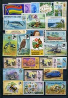 BRITISH COMMONWEALTH  LOT OF 250 MNH STAMPS. - Timbres