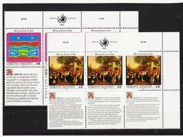 SRO87 VEREINTE NATIONEN UNO WIEN 1993 Michl 150/51 ** Postfrisch - Wien - Internationales Zentrum