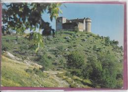 30.- Environs De BESSEGES  Près D' AUJAC - LE CHAYLARD  ( Château ) - Bessèges