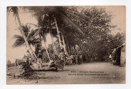 - CPA AFRIQUE OCCIDENTALE - Abord D'une Factorerie En Rivière - Collection Fortier 538 - - Postcards