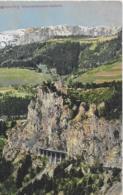 AK 0097  Semmering - Weinzettelwand-Gallerie / Verlag Frank Um 1911 - Semmering